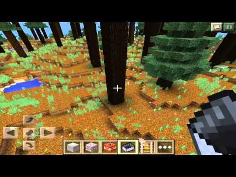SEED CON MEGA BIOMA DE MEGA TAIGA | Seeds minecraft pe 0.9.0