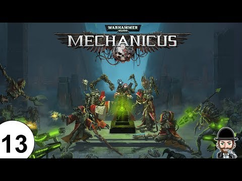 Warhammer 40k: Mechanicus | 13 | Let's Play [Deutsch/ German] |