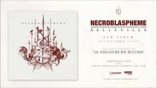 Le Discours Du Bitume - Necroblaspheme (NEW TRACK 2015)