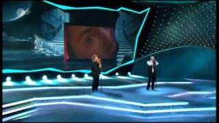 "Michael Hirte & Edward Simoni in der ""Carmen Nebel Show"", Jan. 22, 2011"