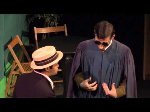 The Taming of the Shrew (UAA Theatre & Dance 2011 Performanc