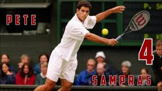 Top 10 Greatest Tennis Players of All Time [Open Era]