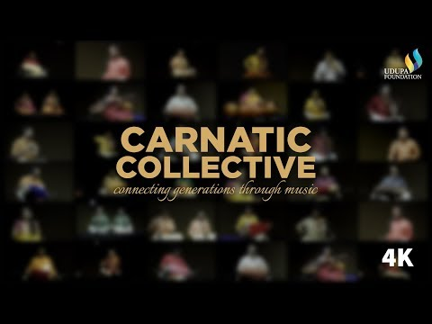 Carnatic Collective Trailer 4K | Udupa Foundation I Concept By Ghatam Giridhar Udupa