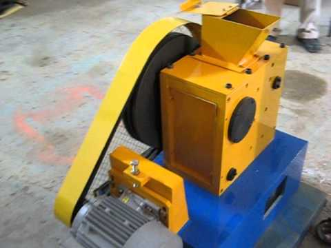 Jaw crusher-laboratory and mining application-Pilot Jaw crusher