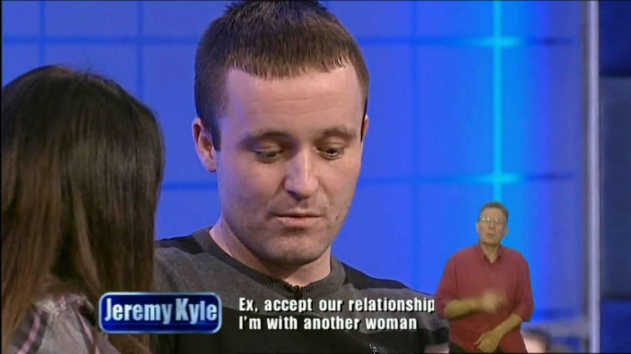 The Jeremy Kyle Show Classics  You Look Like A Raccoon