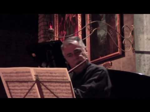 W.A. Mozart - Andante in C KV. 315. Flauto: Bruno Cavallo