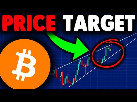 NEW BITCOIN PRICE TARGET REVEALED (important)!!! BITCOIN NEWS TODAY & BITCOIN PREDICTION [explained]
