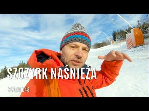 Szczyrk naśnieża - Szczyrkowski Ośrodek Narciarski VlogNews