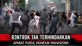 BIKIN RUSUH, APARAT BIKIN MAHASISWA JADI BEGINI ~ BERITA TERBARU