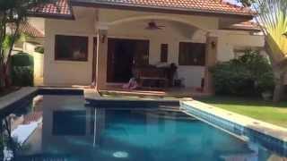 Хуа Хин. Видео дома с бассейном для аренды(Хуа Хин. Видео дома с бассейном для аренды. На сайте www.welcomehuahin.com смотрите цены, описание, фотографии и местор..., 2015-03-31T02:05:49.000Z)