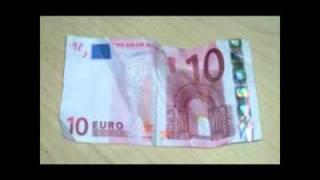 Tanja, Jochen und Anette und der 10-Euro-Schein der 10.000 Euro wert ist. Dumm gelaufen