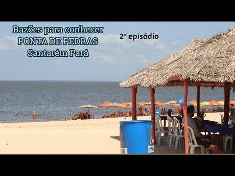6 dicas da praia de Ponta de Pedras, Santarém Pará – Turismo e Viagem ep. 02