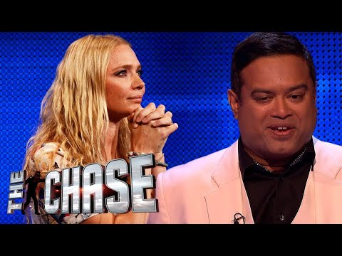 Jodie Kidd's INCREDIBLE Head to Head Performance vs. The Sinnerman  The Celebrity Chase