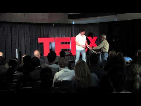 TEDxJuanDeFuca - Max Donelan - Harvesting Human Energy