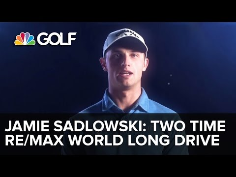 Jamie Sadlowski - Two Time RE/MAX World Long Drive Champion