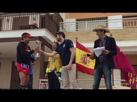 III 100 km Pedestres Región de Murcia 2018