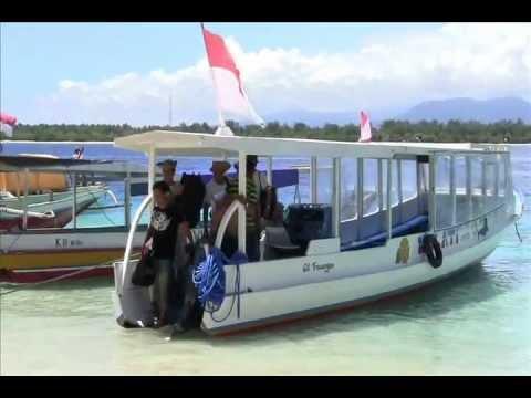Gili Trawangan Travel Guide - Lombok Island Travel Guide - West Nusa Tenggara Travel Guide