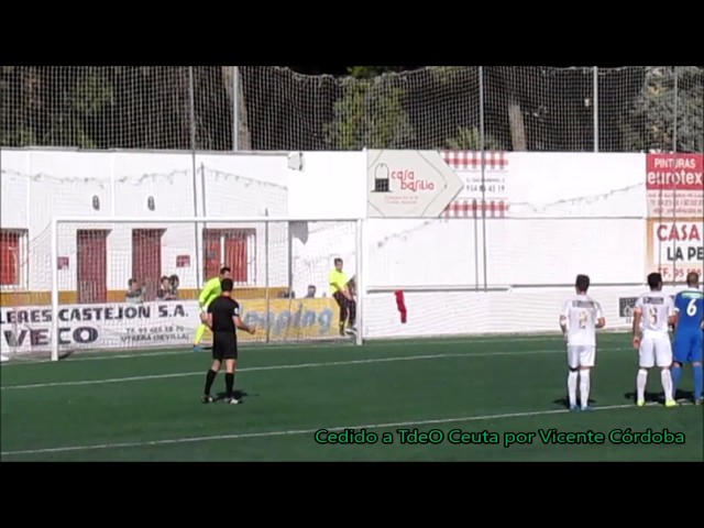 Penalti Utrera-Ceuta