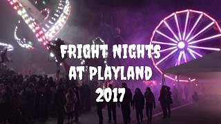 The Haunted Houses of Fright Night!