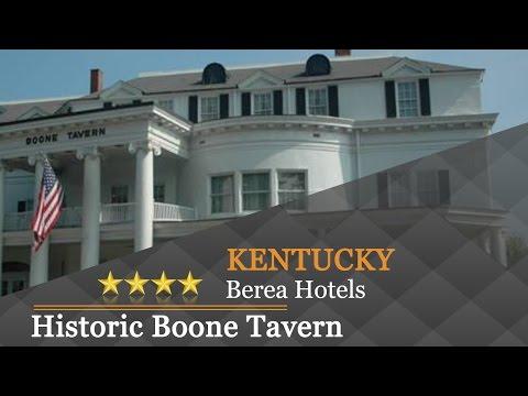 Historic Boone Tavern - Berea Hotels, Kentucky