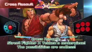 Street Fighter X Tekken -  2011 Gamescom 最新影片