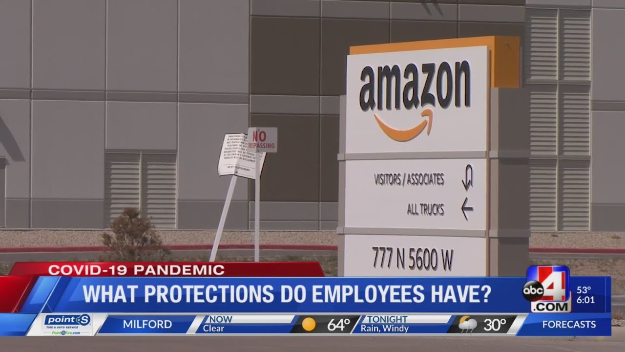 Amazon employee reports needing doctor's note for sick time during COVID-19 pandemic