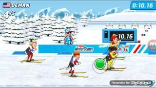 PlayMan Winter Games ИГРАЮ ЗА ВСЕХ