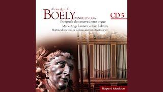Vingt-quatre pièces, Op. 12: Intonation du Magnificat