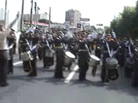BANDA MUSICA LICEO REVERENDO JUAN BUENO LA CORUÑA SOYAPANGO EL SALVADOR ( PEDACITO DE MI VIDA )