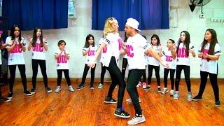 Emiliano Ferrari Villalobo / LIMBO- Reggaeton by Dance is convey (HD)