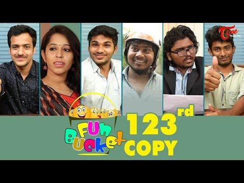 Fun Bucket | 123rd Episode | Funny Videos | Telugu Comedy Web Series | By Sai Teja | TeluguOne