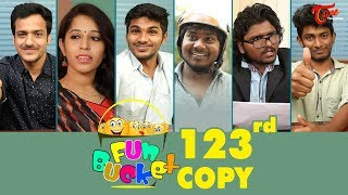 Fun Bucket | 123rd Episode | Funny Videos | Telugu Comedy Web Series | By Sai Teja | TeluguOne