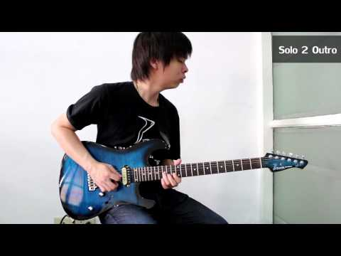 Loso - ซมซาน Guitar Cover with Backing track By Nut