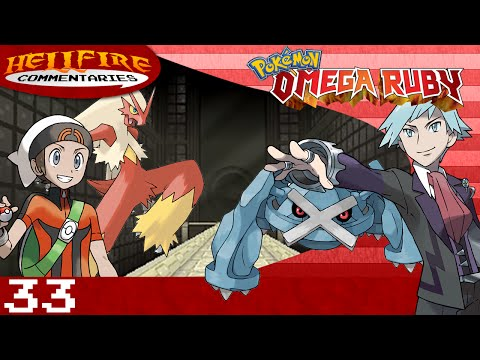 Pokemon Omega Ruby playthrough [Part 33: Champion Battle! Hoenn's Strongest!]