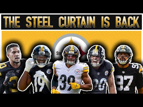 Stop Sleeping On The Pittsburgh Steelers