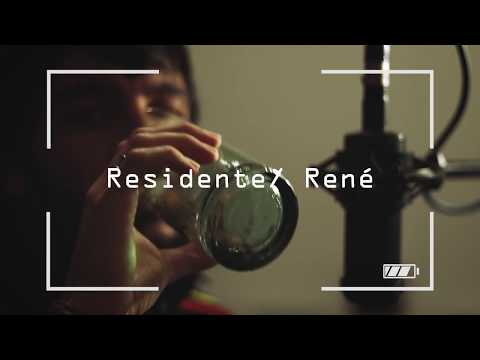 René. Residente /cover por Fran Mariscal