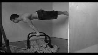 TheSupersaiyan - Full planche with 10 kg, Planche push up...Amazing upper body strength
