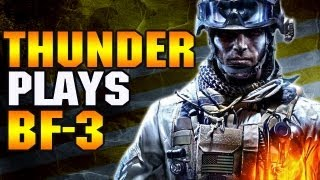 Let's Play Battlefield 3! New BF3 Multiplayer Gameplay Impressions (Battlefield 3 online HD)