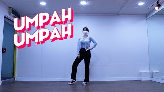 레드벨벳(Red Velvet) -음파음파 안무 커버 거울모드 Mirrored Umpah Umpah Dance…