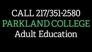 Adult Education - FREE GED classes