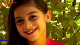 8 Yaşında Qalatasaray Hayranı Azeri Kızı Aysel Ve Davud Azizov (1 Buçuk Yaşında) HD