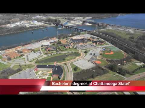 Bachelor's degrees at Chattanooga State Community College?
