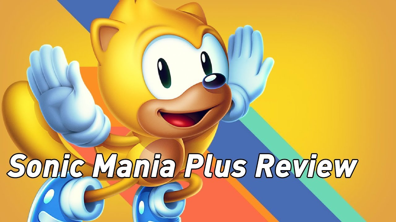 Sonic Mania Plus review: a modern classic refined - VG247