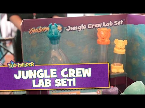 Educational Insights Jungle Crew Lab Set at Sweet Suite 2015