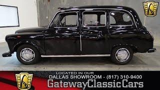 "1977 Austin ""Black Cab"" Gateway Classic Cars of Dallas"