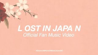 Lost In Japan By Shawn Mendes (OFFICIAL) Fan Music Video! + GIVEAWAY IN DESCRIPTION