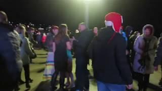 В новогоднюю ночь Ялта танцевала под песню «сон прекрасный: Москва сгорела целиком»