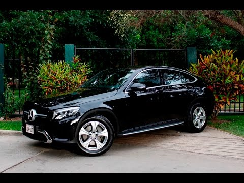 Test Drive Mercedes Benz GLC250 Coupe 4MATIC 2017 YouTube