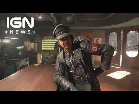 Bethesda Taps Into Real-World Events to Market Wolfenstein 2 - IGN News
