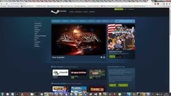Steam ET - How to get your steamid3 and the game id
